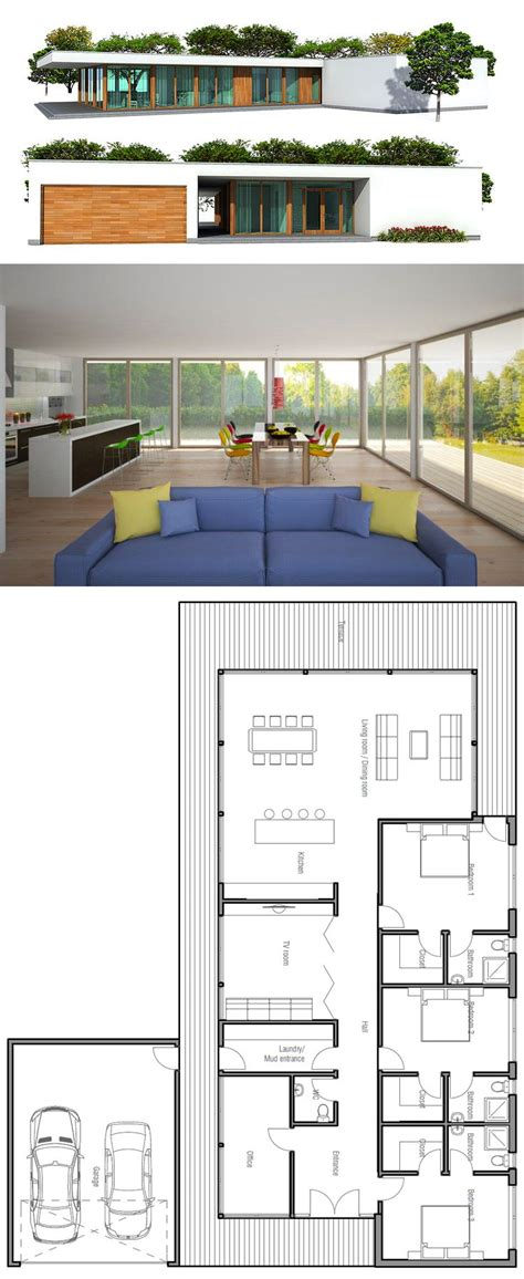 small modern floor plans best 25 modern house plans ideas on modern floor plans modern house floor plans