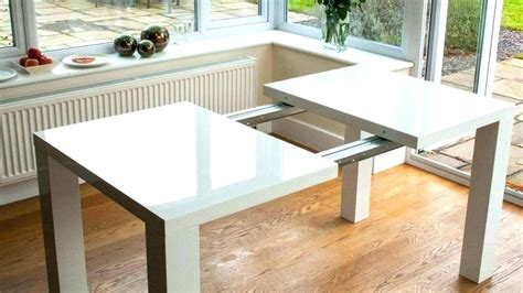 small wooden extendable table extendable table ikea extendable dining table furniture