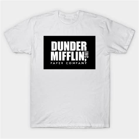 Dunder Mifflin dunder mifflin inc paper company office logo 2 the