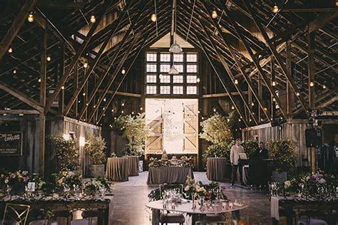 How to Style a Barn Wedding   Confetti.co.uk