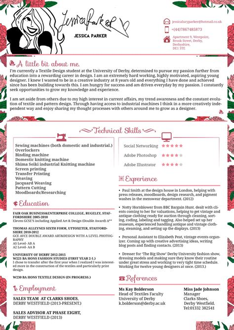 Resume Sle Creative Creative Director Fashion Resume 28 Images Creative Director Resume Sle Template R 233 Sum