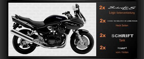Suzuki Bandit Aufkleber by Motorrad Aufkleber Passend F 252 R Suzuki Bandit S 1200 Ebay