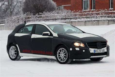 Mercedes A Class Usa by Boostaddict The New Mercedes A Class Generation Will Be