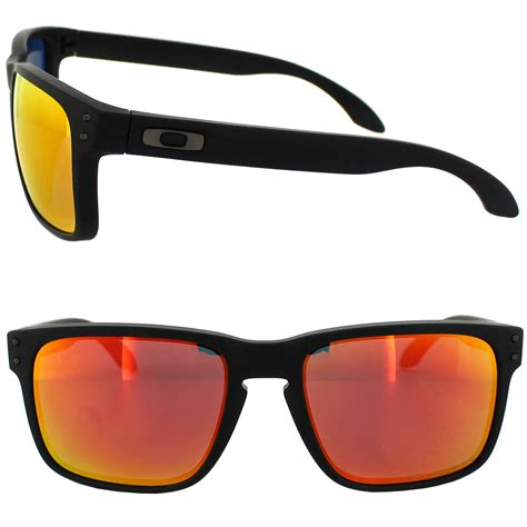 Sunglasses Oakley oakley sunglasses holbrook oo9102 51 matte black ruby iridium polarized