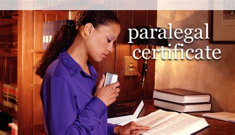 paralegal plymouth paralegal certificate program