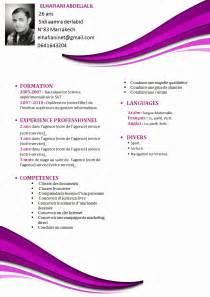 modele de cv originaux gratuit a telecharger sle resume