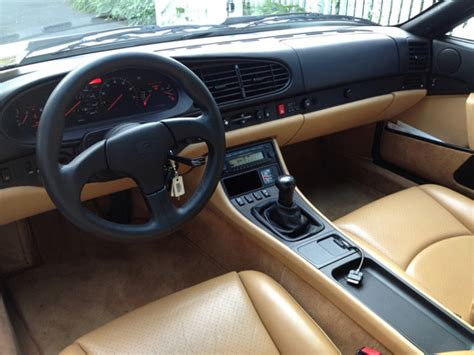how to fix cars 1994 porsche 911 interior lighting car for sale porsche 968 elite auto report