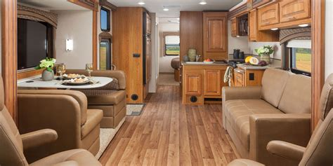 Arctic Fox Rv Floor Plans by 2016 Precept Class A Motorhomes Jayco Inc