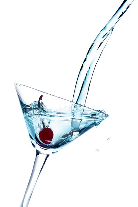 martini splash martini splash series isolated on white background