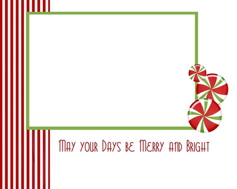 holiday card templates for pages christmas card display 5 printable christmas cards