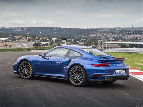 porsche coupe 2016 fotos de porsche 911 turbo coupe 991 2016 foto 14