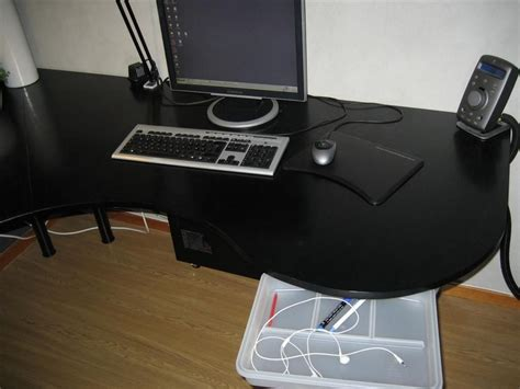 wrap around office desk diy wrap around desk your projects obn