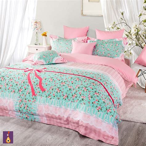 pink and blue bedding remarkable blue with pink flowers bedding 34 about remodel