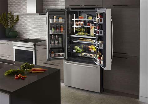 jennair french door refrigerator  high jffccefs appliance buyers guide