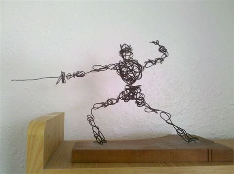 easy wire simple wire sculpture www imgkid the image kid has it