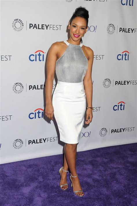 Candice Wardrobe by Candice Patton At The Paley Center Flash Event Celebzz