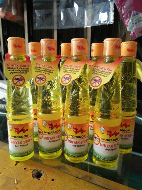 Minyak Sereh jual minyak sereh anti nyamuk cap toss