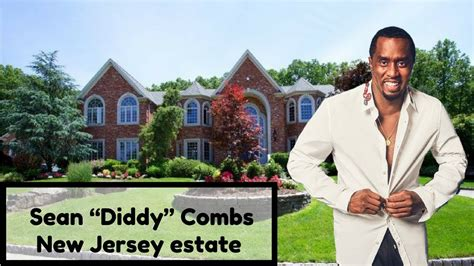p diddy s house sean combs house tour 2017 p diddy new jersey home design youtube