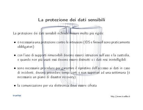 testo unico privacy il testo unico sulla privacy