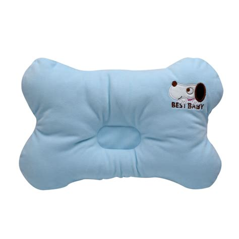 baby pillow bed hot sale organic cotton flat head baby pillow infant