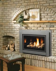 Gas Log Insert For Existing Fireplace by Gas Inserts Tubs Fireplaces Patio Furniture Heat