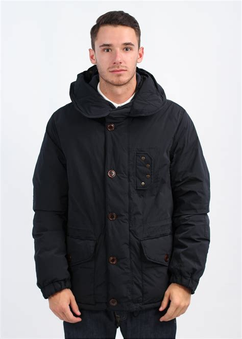 Cp Jaket Nike Do It cp company button coat navy
