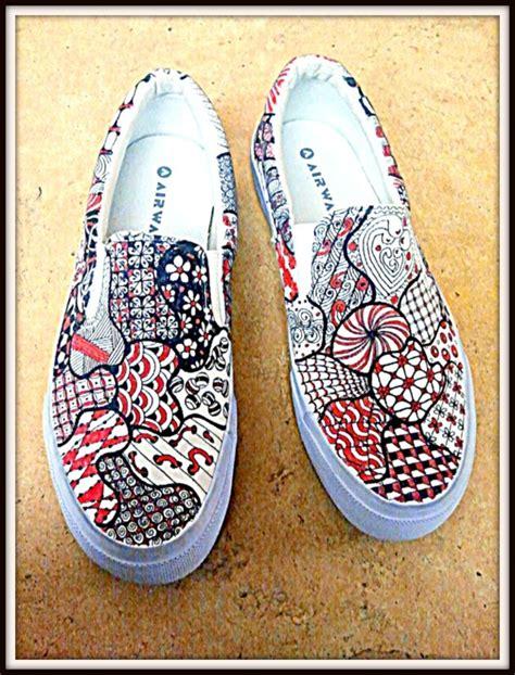 doodle shoes my doodle shoes craft ideas