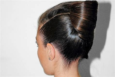 Wedding Hairstyles Updo Chignon by Wedding Hairstyles How To Do A Twisted Chignon With Our
