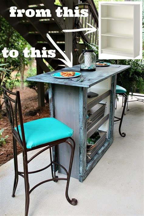 hacking ikea hack a side table or bar cart youtube from ikea billy bookcase to bar table refresh restyle