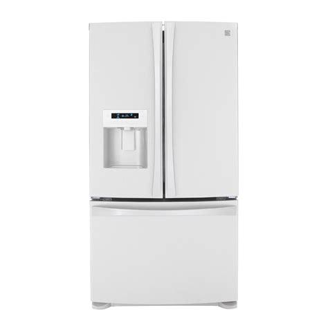 kenmore elite door refrigerator kenmore elite 71052 27 6 cu ft door bottom