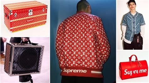 Louis Vuitton X Supreme L02 louis vuitton x supreme icoolkid