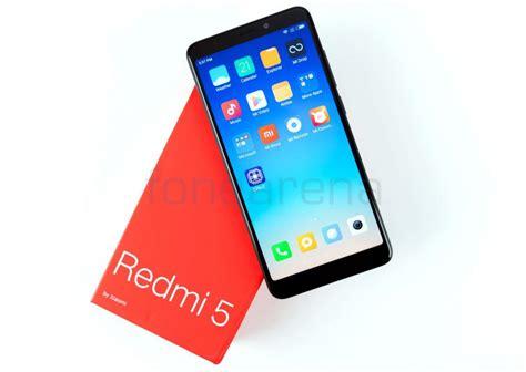 xiaomi redmi 5 unboxing and impressions