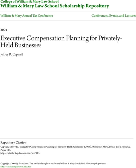 Download Compensation Plan Templates For Free Formtemplate Executive Compensation Template