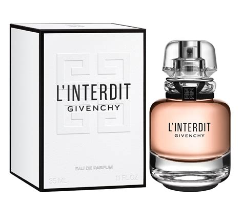 l interdit 2018 givenchy perfume a new fragrance for 2018