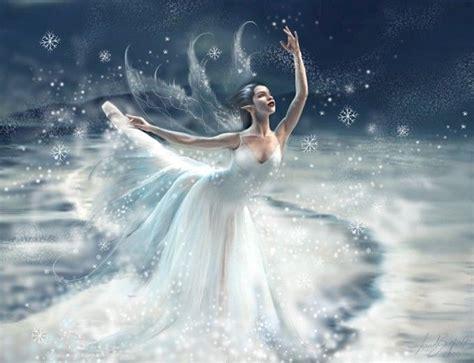 fairytale snow mystical fairies mystical creatures pinterest snow