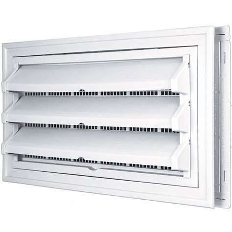 builders edge 9 3 8 in x 17 1 2 in foundation vent kit