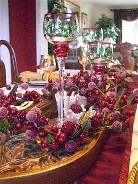 elegant christmas table christmas pinterest elegant tablescape christmas table settings pinterest