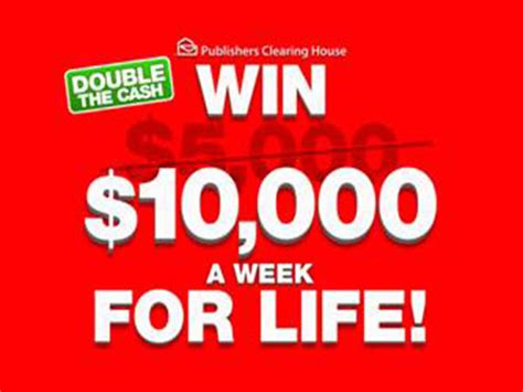 When Is The Next Pch Winner Announced - win 10 000 00 a week for life blissxo com