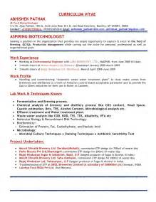 Curriculum Vitae Profile by Resume Abhishek Pathak
