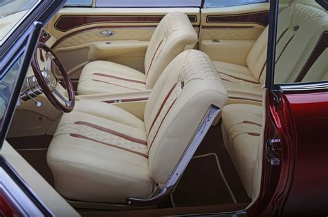 customized rolls royce interior top notch customs builds a clean 65 buick riviera