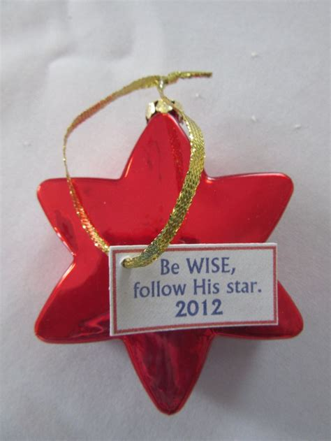 inexpensive student christmas gifts inexpensive gift for seminary students buy ornament from dollar store use different