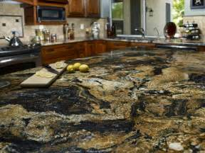 Stone Kitchen Countertops by Granite Kitchen Countertop Hgtv