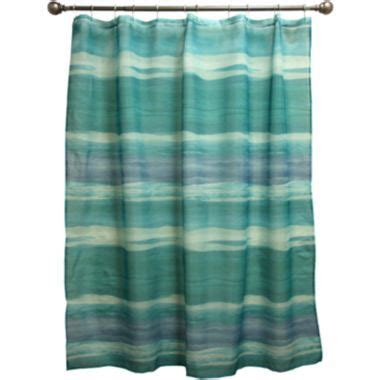 shower curtain jcpenney jc penney oceana shower curtain 24 99 sale house wish