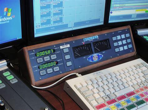 Mixer Untuk Studio Radio sonifex press release hospital radio bedside refurbish
