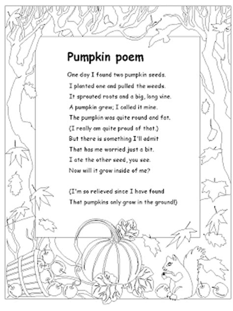 pumpkin coloring pages dltk lesson plan notes
