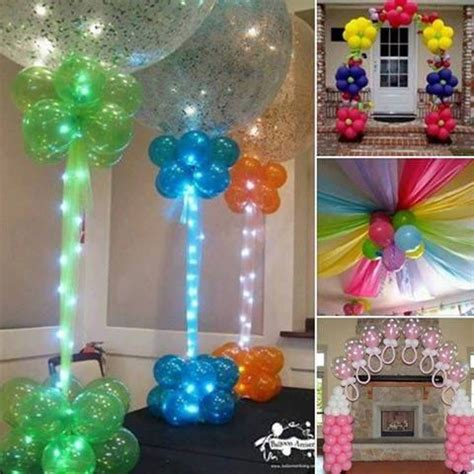 How To Make Balloon Decorations by Balloon Decorating Ideas Pictures Photos And Images For