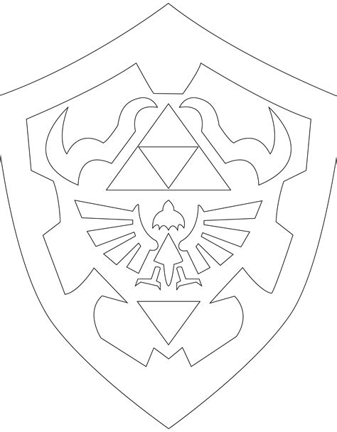 template link links shield by bigltbaby on deviantart