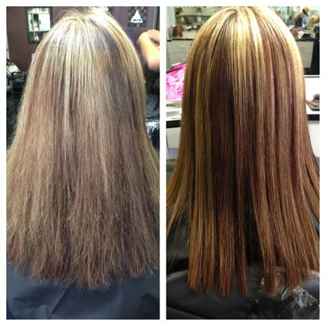 hairstyles with keratin treated hair inova keratin treatment before and after hair for thin