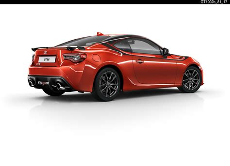toyota gt86 new limited toyota gt86 tiger will be rarer than a