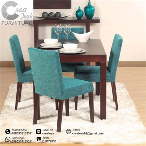 Kursi Bayi Informa set kursi makan minimalis leika createak furniture createak furniture